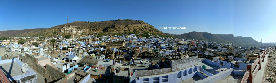 The Hidden Jewel of Rajasthan, Blue City Bundi!