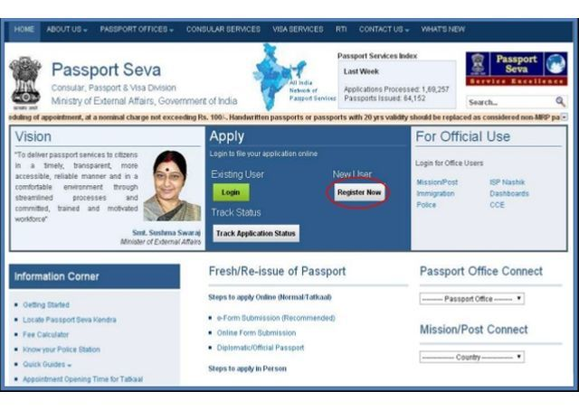 How To Apply For Passport Online A Step By Step Guide Tripoto