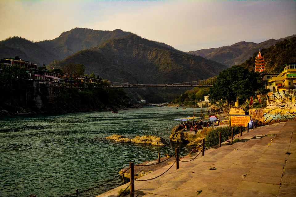 Rishikesh: Where Adventure meets Serenity