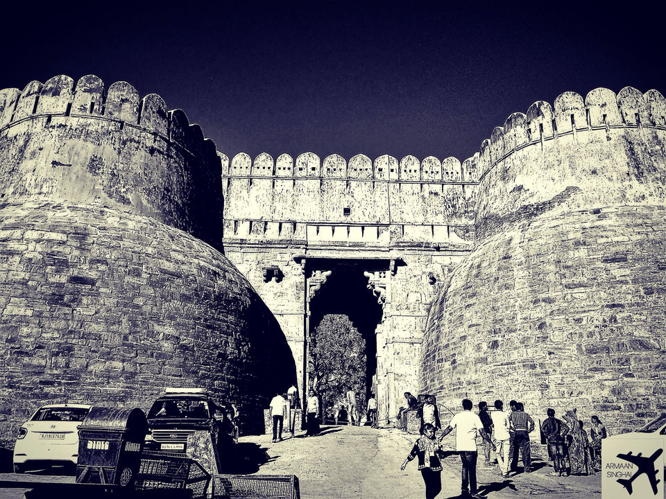 Photos of A Day In Kumbhalgarh 1/1 by Armaan Singhai