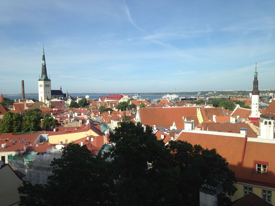 From Estonia To Slovakia: An Indian Girl's Guide To Backpacking Around Eastern Europe