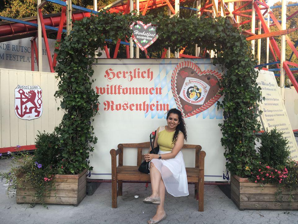 I Left My Heart in Munich