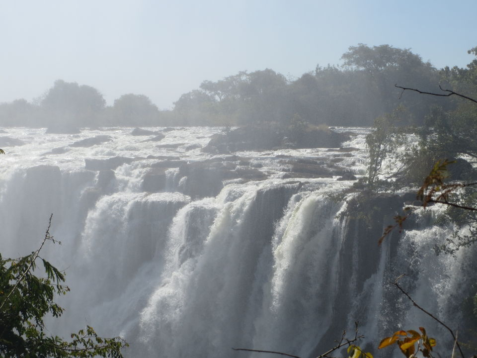This Is The World's Largest Waterfall And Getting Here Is More Affordable Than You Think