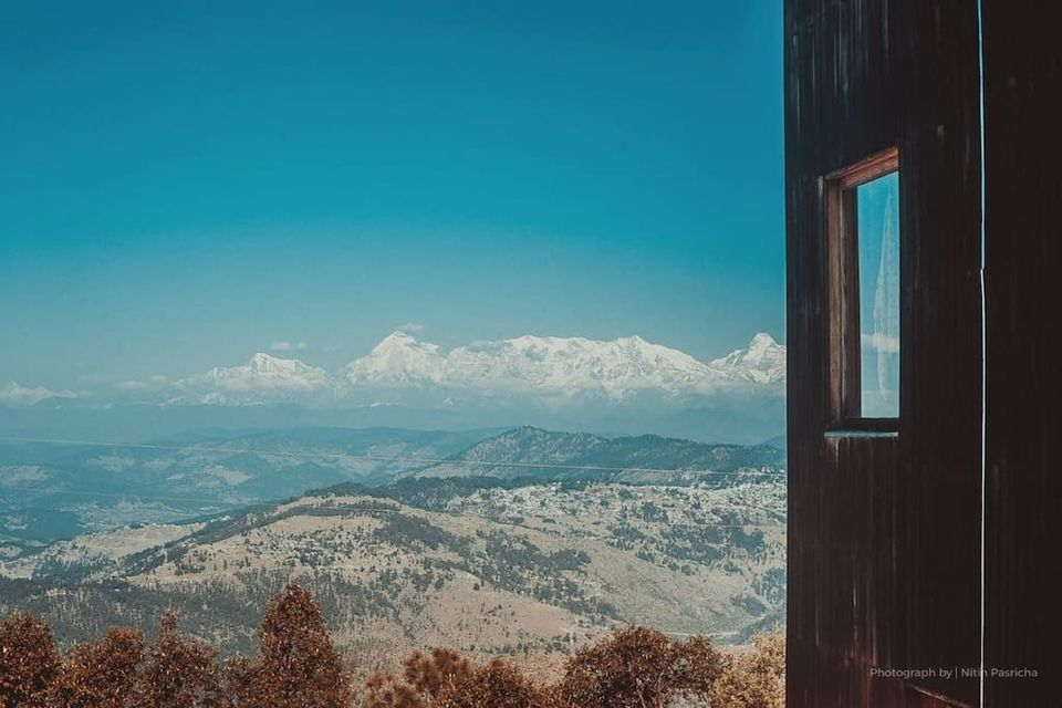 Photos of This Stunning Woodhouse In Middle of Nowhere Will Make You Pick Uttarakhand As Your Next Getaway 1/1 by Shipra Shekhar