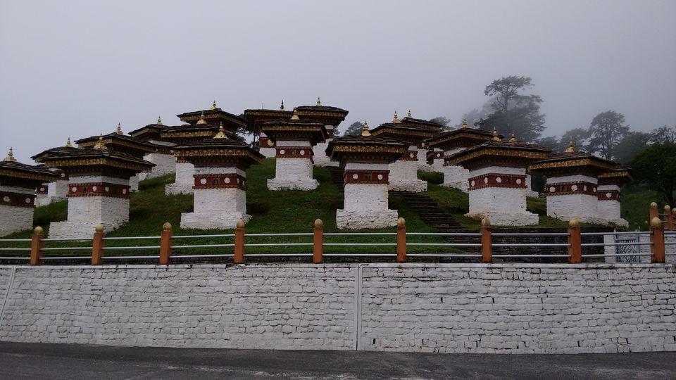 Photos of The Road to Bhutan 1/1 by Rashi Gupta