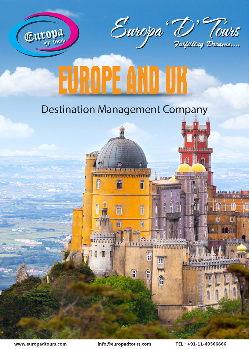 Europe Tour Packages Holidays By Europa D Tours Tripoto - Europe tours packages