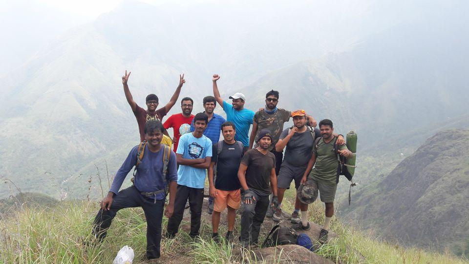 Top Station Trek - A Weekend in Western Ghats of Tamilnadu.