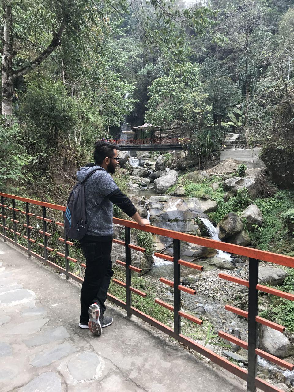 Photos of Banjhakri Falls and Park, Gangtok, Sikkim, India 1/1 by Gopish Monga