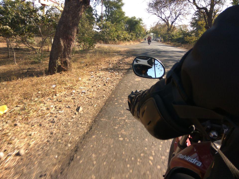 Photos of 4 Day Ride from Mumbai - Lonar - Shegaon - Chikaldhaara - Melghat Tiger Reserve - Mumbai 1/1 by Bonny John