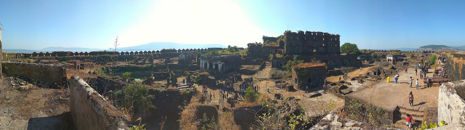 Photos of Forts of Maharashtra !!! 1/1 by Bonny John