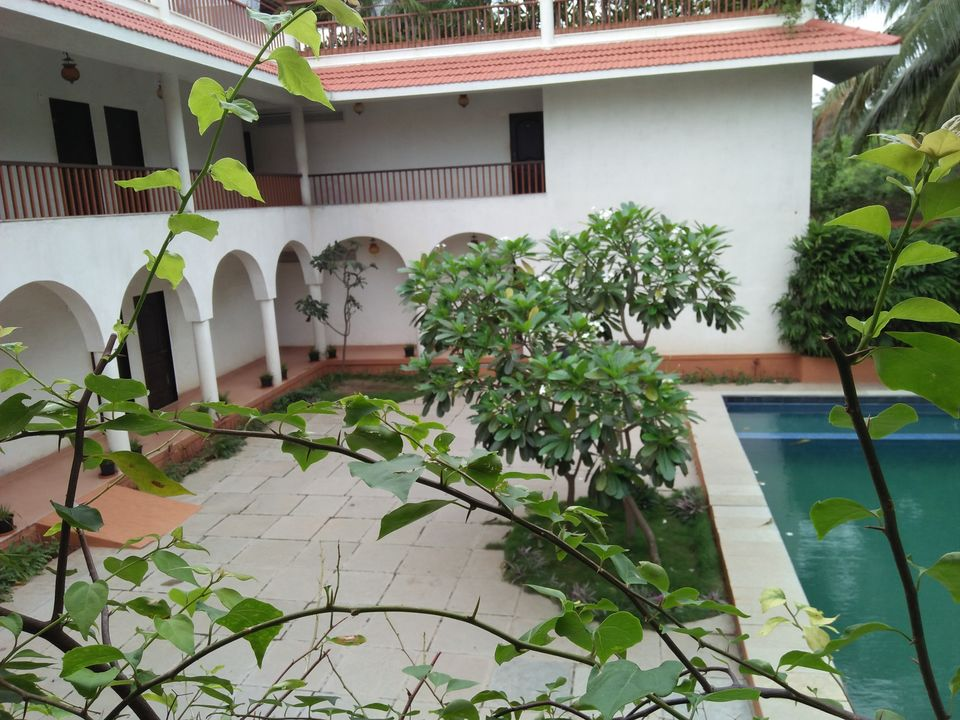 Stay at Bougainvillea Resort Alibaug image