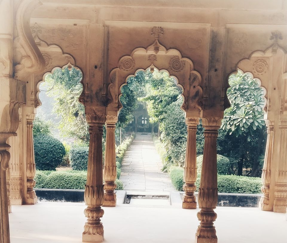 Photo of Where to Stay at Gwalior #luxurystay 4/5 by Ritusree exploring
