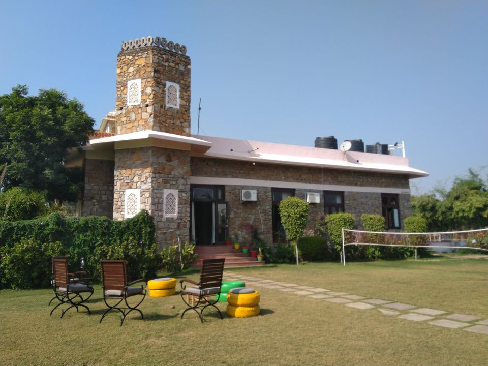 Photo of Sultan Bagh, Charoda Road, Ranwal, Rajasthan, India by Ritusree exploring