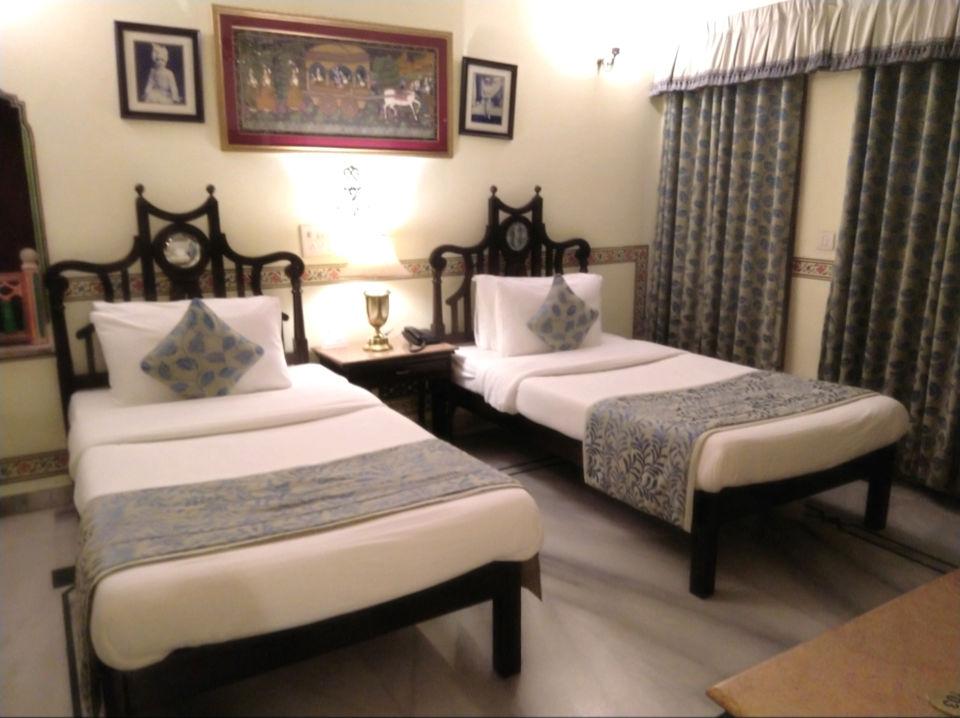 Photo of Umaid Bhawan Hotel, Meera Marg, Bani Park, Jaipur, Rajasthan, India by Ritusree exploring