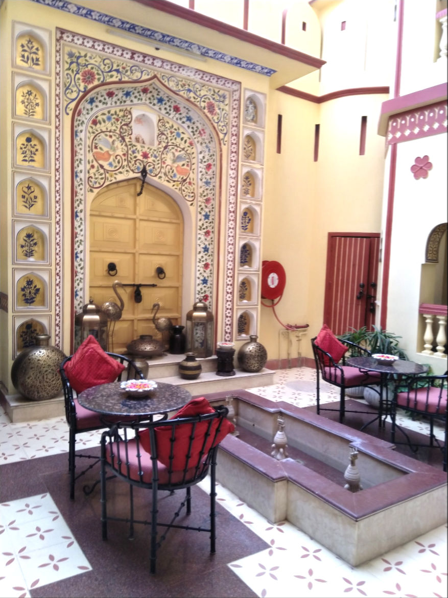 Photo of Budget Boutique Stay In Jaipur by Ritusree exploring