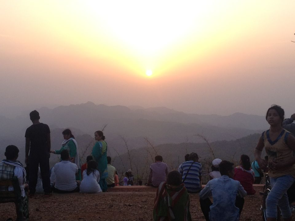Photos of Conquered Another Highest Peak : Pachmarhi 1/1 by Aarush Tandon