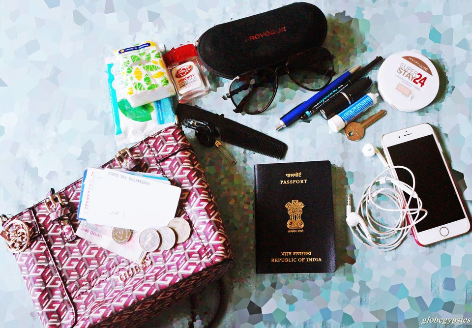 Photos of Travel essentials for your next trip 1/1 by Panchami Bekal
