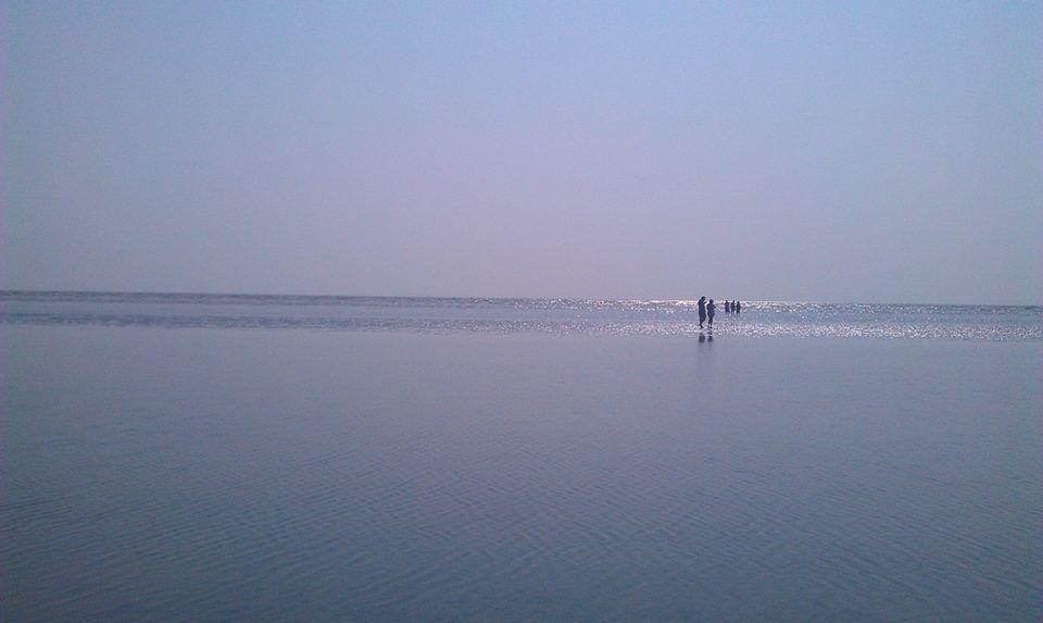 Chandipur Beach – Uncovering the Mystery of the Vanishing Beach