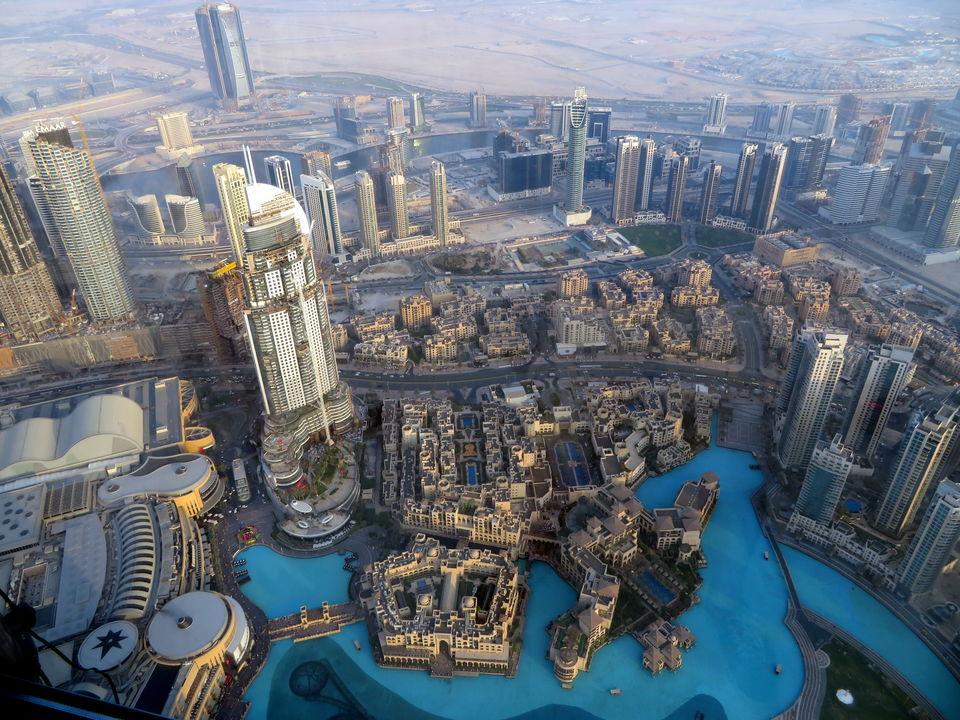 Photo of Burj Khalifa - Sheikh Mohammed bin Rashid Boulevard - Dubai -  United Arab Emirates