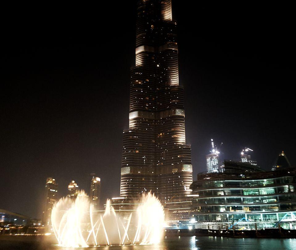 Photo of The Dubai Fountain - Dubai - United Arab Emirates by Shahzad  Siddiqui
