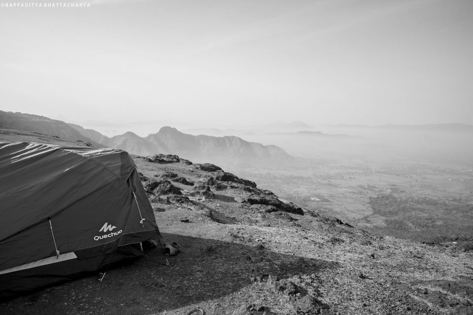 Photos of Just 60km From Mumbai, This Trek Will Test Your Endurance And Give You The Best Camping Site 1/1 by Bappaditya Bhattacharya