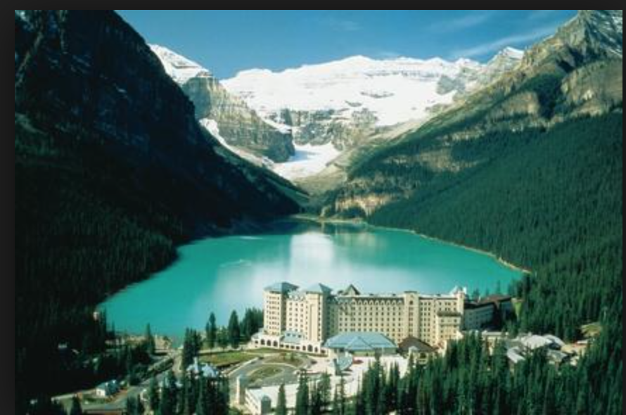 Visit the most underrated place on Earth - Lake Louise, Canada