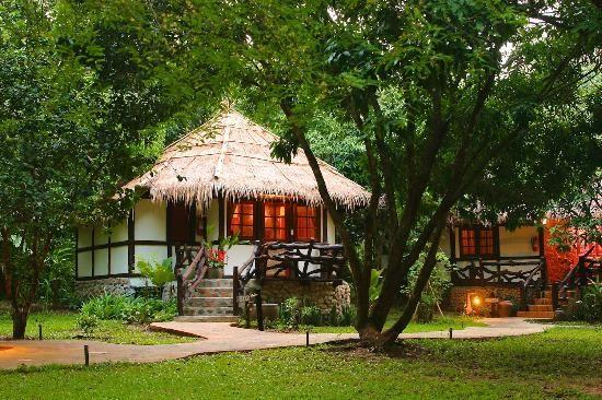 River Kwai Resotel Resort, Kanchanaburi
