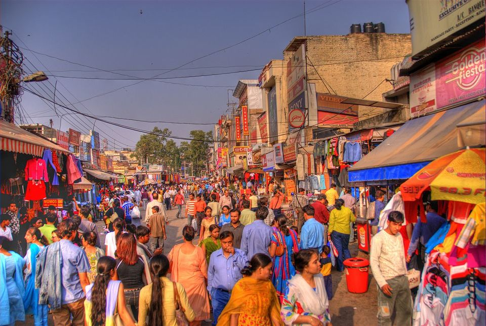 Photos of These 5 Street Markets in Delhi can get you anything at Rock Bottom prices ! 1/1 by Nikhil Aggarwal