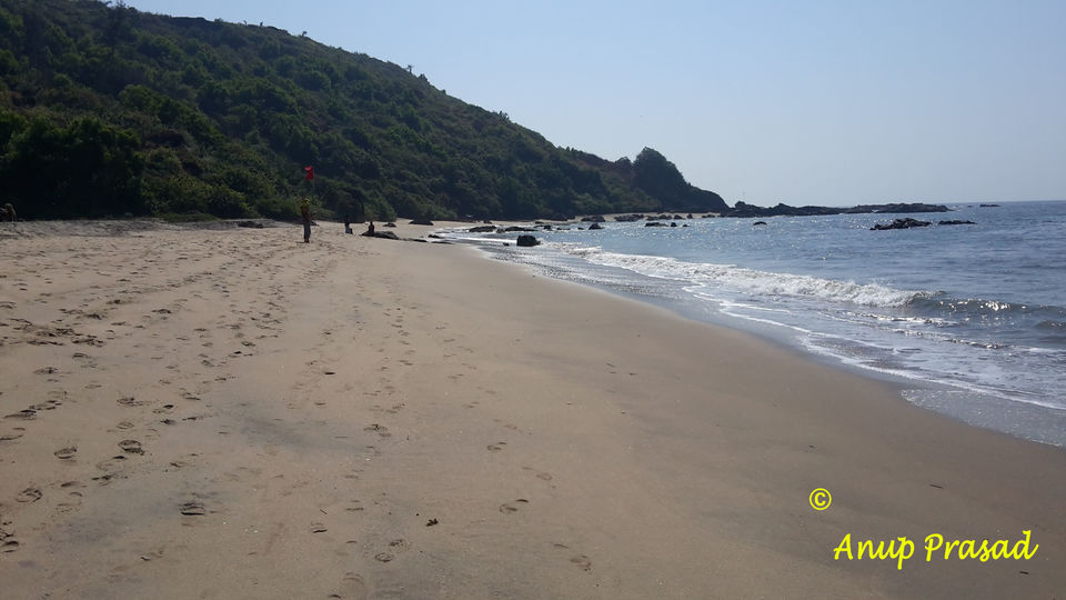 Photos of Ashwem Beach, Mandrem, Goa, India 1/1 by Madhuree