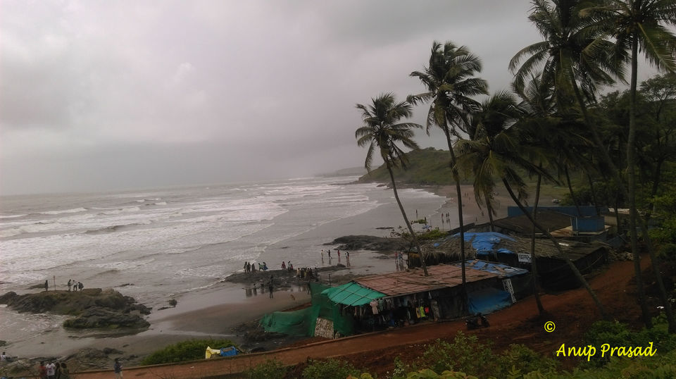 Photos of Vagator Beach, Bardez, Goa, India 1/1 by Madhuree
