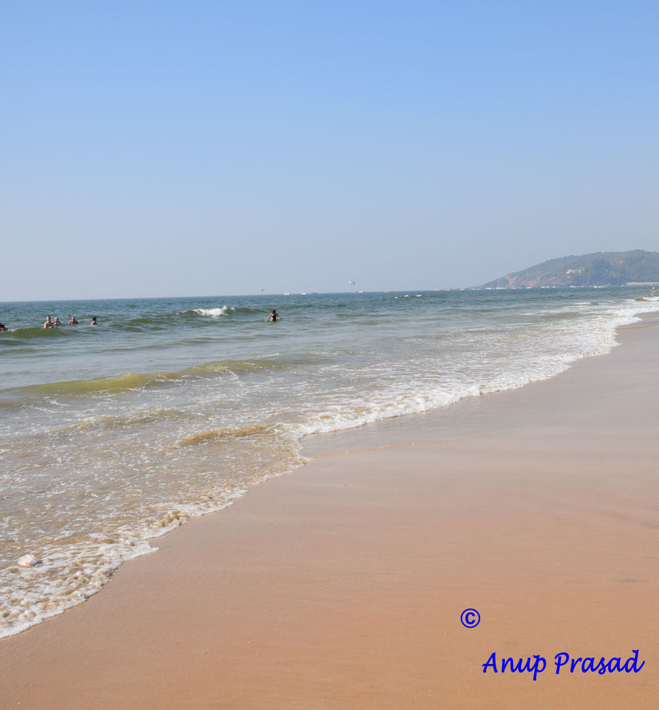Photos of Odxel Beach, Tiswadi, Goa, India 1/1 by Madhuree