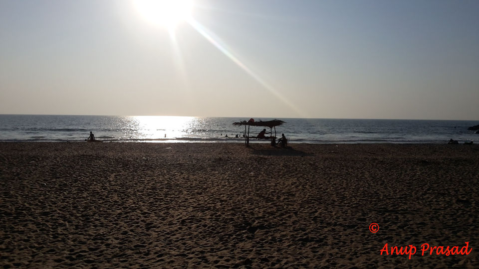Photos of Hollant Beach, Bogmalo, Goa, India 1/1 by Madhuree