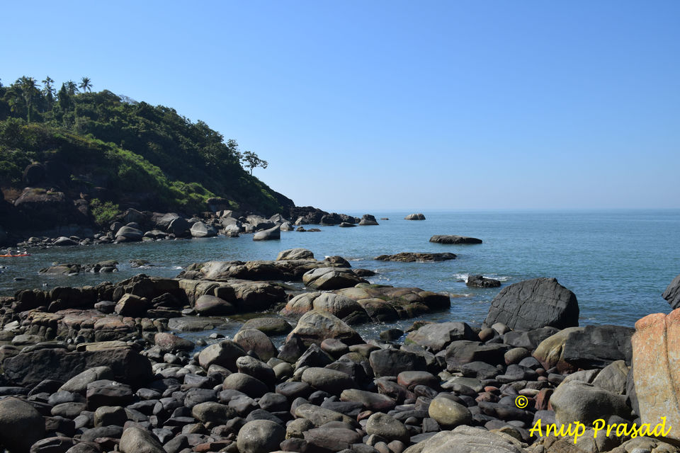 Photos of Patnem Beach, Goa, India 1/1 by Madhuree