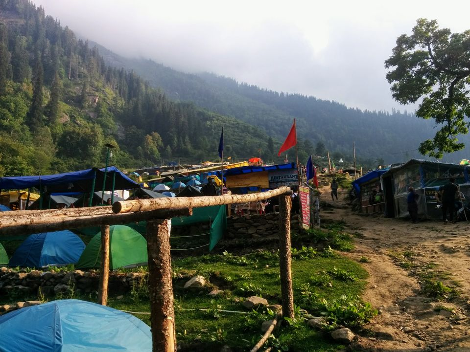 Photos of Kheerganga - The untouched heaven  1/1 by Shantanu Srivastava