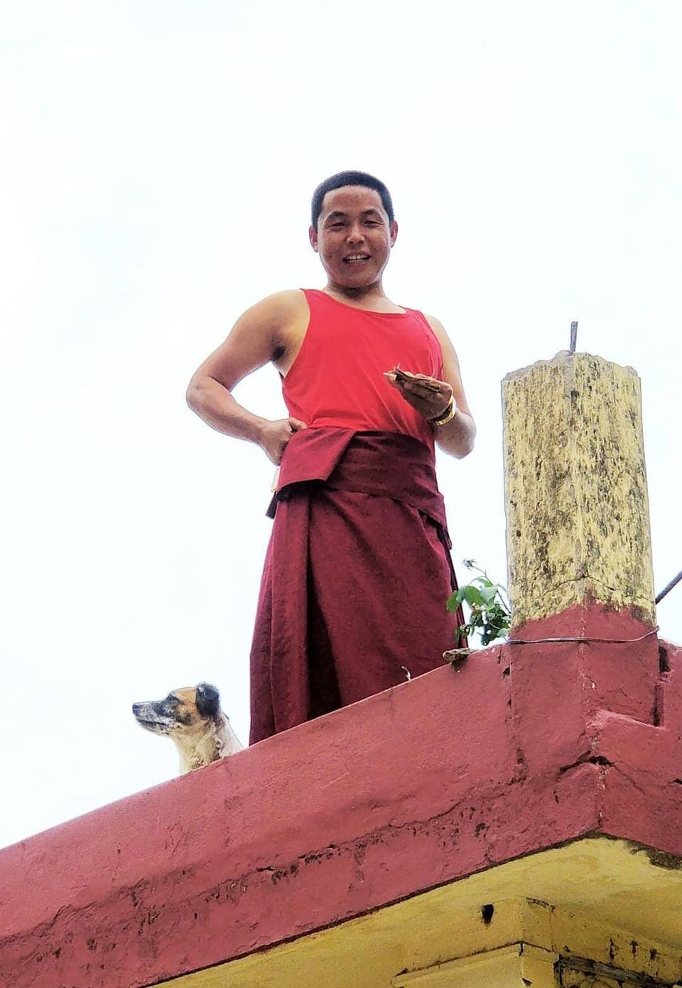 Photo of I Stayed in a Monastery to Escape My Stressful City Life and My Experience Changed Me Forever 3/6 by Saumiabee
