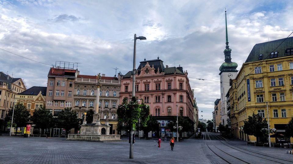 Photo of Brno, Czechia by Saumiabee