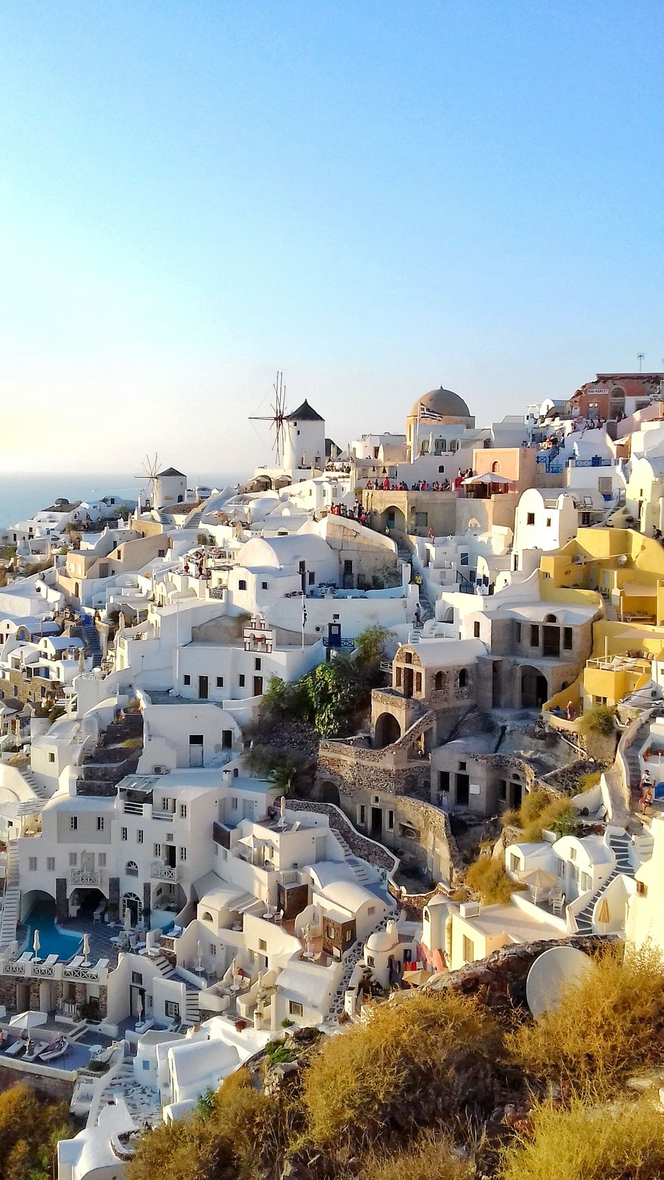 Santorini : The idyllic Island