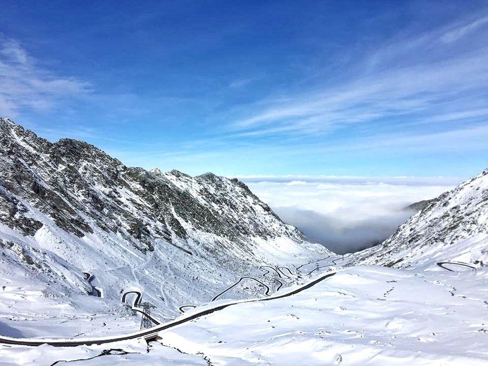 Romania - A Winter Wonderland