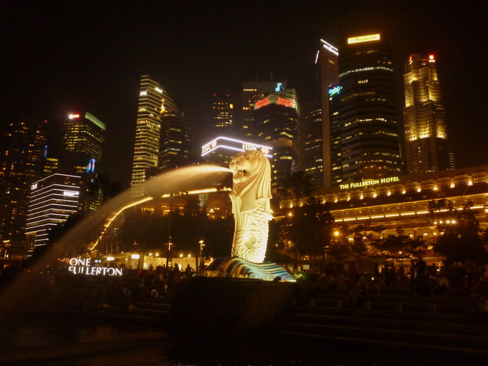Photos of The Land of the Merlion - Singapore... 1/1 by Saurabh Dutta