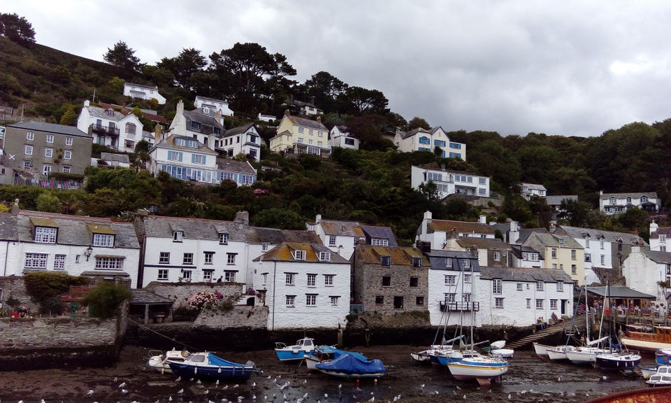 Some European Charm! Polperro, Saltash and Canterbury