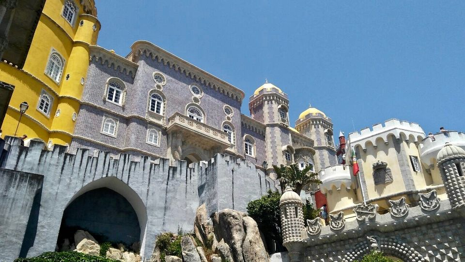 Photos of Take a taste of fancy castles at Pena Castle 1/1 by shubhi gupta