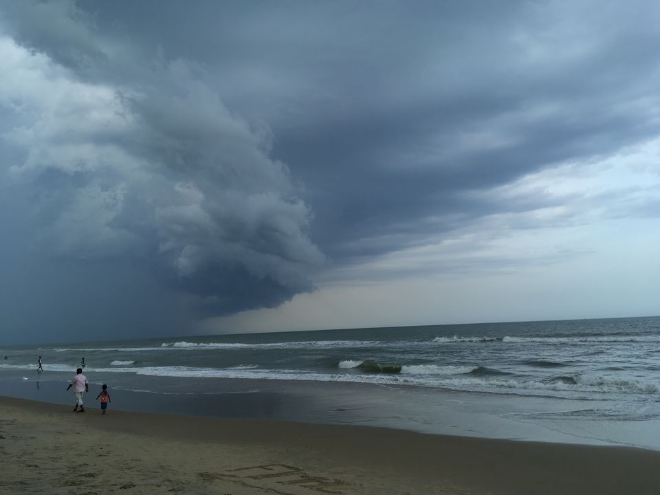Photos of Beach Times at Pondicherry 1/1 by Prajwal Chengappa