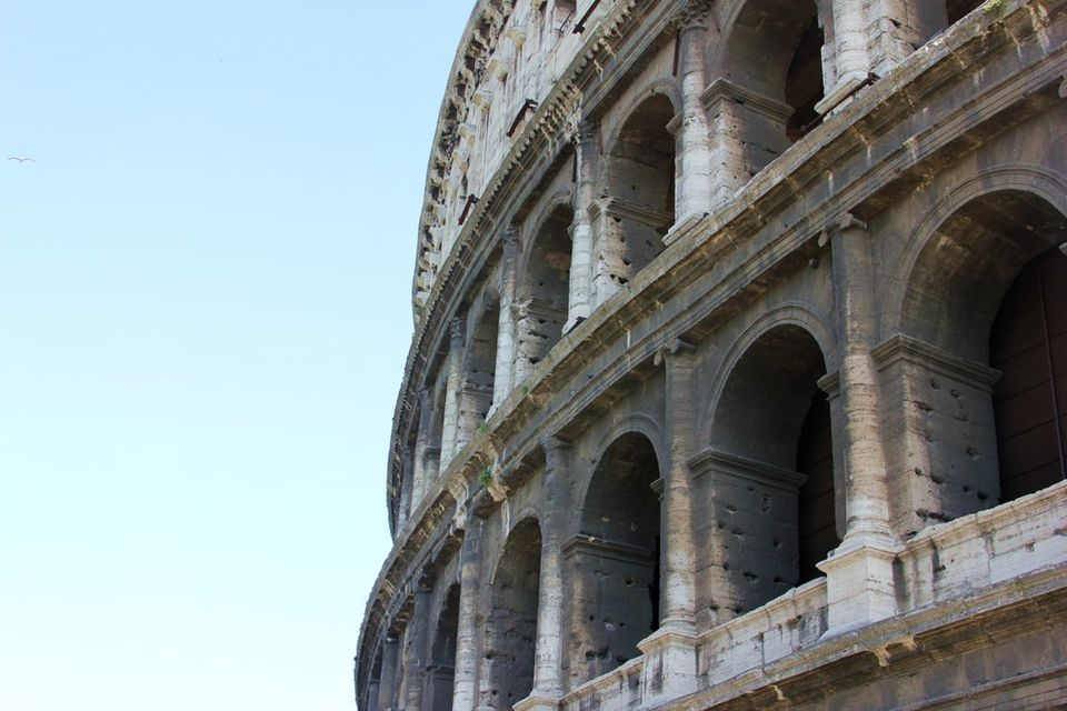 Photos of  Colosseum 1/8 by Annie Martin