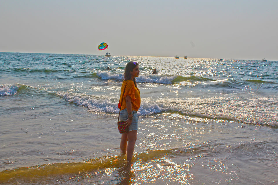"Photos of The ""IT"" Beaches of North Goa mapped out! Goan Adventures Day 3/5! 1/1 by Himakshi Joshi"