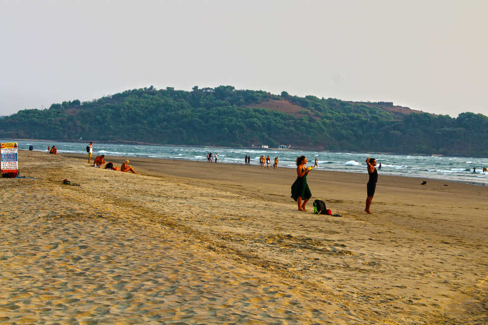 Photos of The beautiful Morjim Beach! 1/1 by Himakshi Joshi