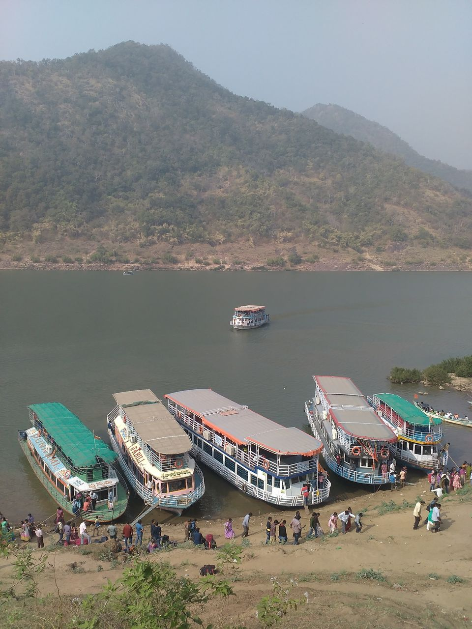 Photos of Get lost in the lap of River Godavari's Paapi Kondalu in Andhra Pradesh - A Visitor's Delight 1/1 by Karim S A