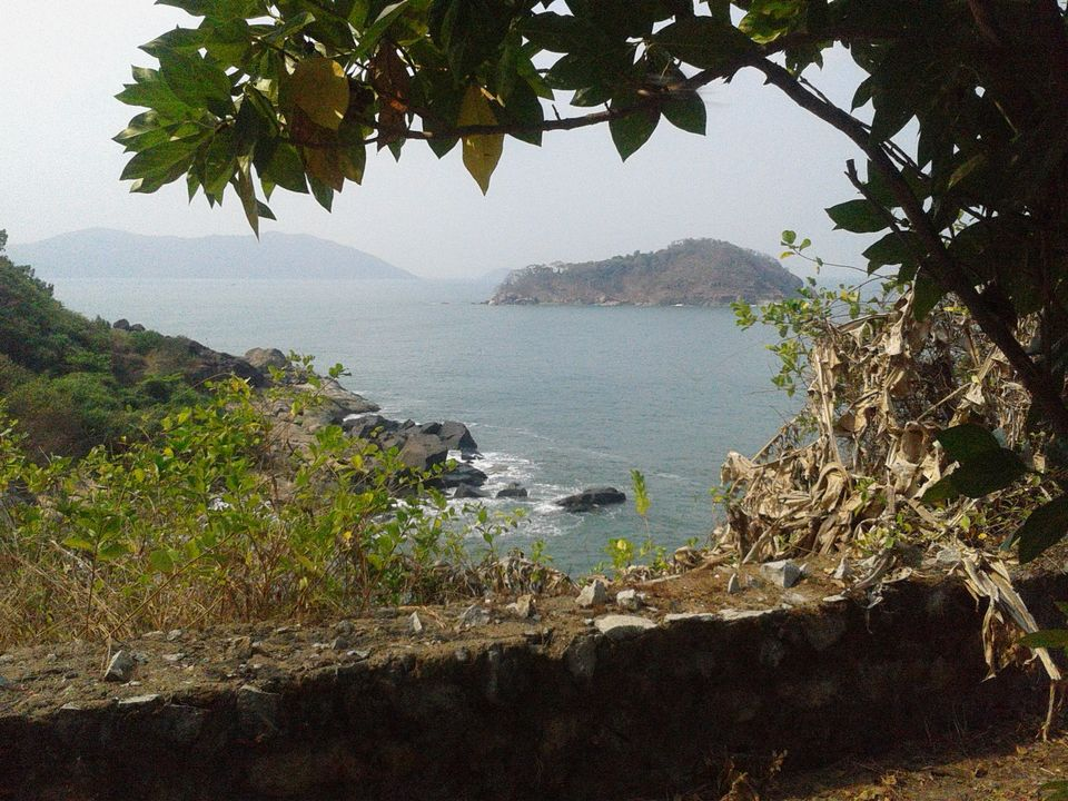 Photos of The view from the Island - Karwar 1/1 by Karim S A