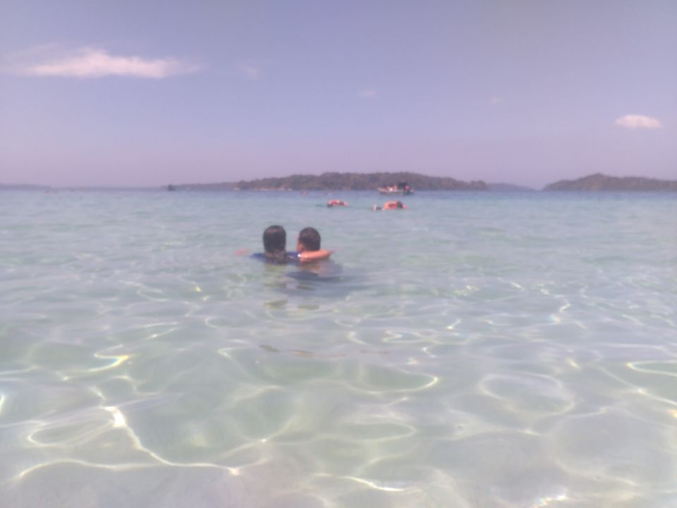 Photos of Jolly Buoy Island (Andaman Island) India 1/1 by Karim S A