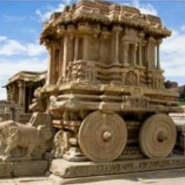 Photos of Hampi - an Untold Story in Every Rock. 1/1 by Karim S A