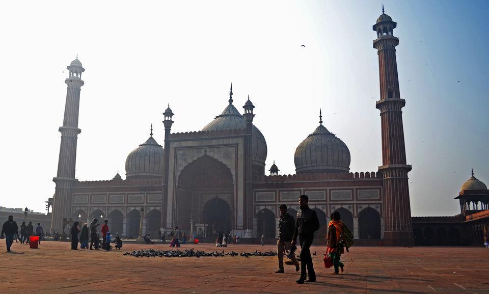 Photos of The Mecca of Delhi – Jama Masjid 1/1 by Saikat Mazumdar